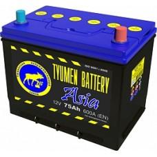 Tyumen Battery 6ст-75L о.п. Азия