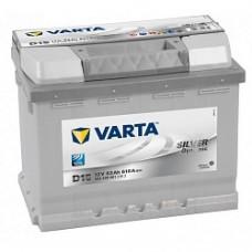 VARTA Silver Dynamic 6ст-63 евро