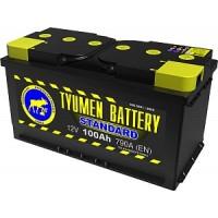 Tyumen Battery 6ст-100L о.п. Standart