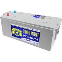 Tyumen Battery 6ст-220L о.п. Premium