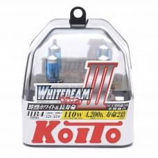 Автолампа галогеновая HB4 12V 55W P22d (9006) 4200K 2шт (Koito)
