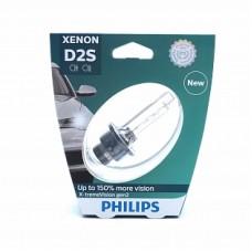 Автолампа ксенона D2S 85V 35W X-tremeVision gen2 (Philips)