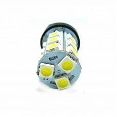 Автолампа светодиодная W21W (T20) 12V 5050 18 SMD LED White