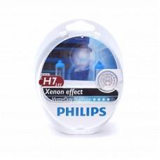 Автолампа галогеновая H7 24V 70W PX26d MasterDuty BlueVision 2шт (Philips)