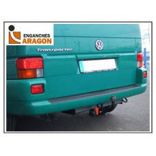 ТСУ на VW Transporter T4 / Caravel / Multivan / California, 1990-2003, тип шара: A
