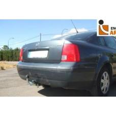 ТСУ на VW Passat, B5, 1996-2000, тип шара: F(S)