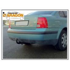 ТСУ на VW Passat, B5, 1996-2000, тип шара: A