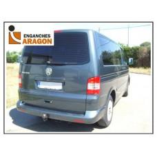 ТСУ на VW Transporter, T5, T6, 2003-2009,2009-2014,2015-, тип шара: A