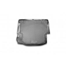 Коврики в багажник JEEP Wrangler 4 doors, 2007-> внед. (полиуретан)