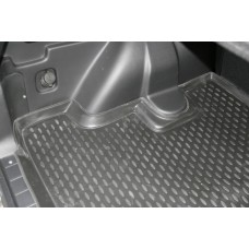 Коврик в багажник ВАЗ 2131 Lada 4x4 5D 10/2009-> кросс. (полиуретан)
