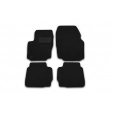 Коврики в салон VW Passat Variant B7 2011->, ун., 4 шт. (текстиль)