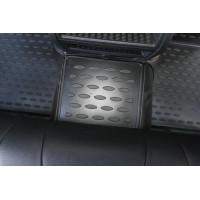 Коврики 3D в салон BMW 5 (F10), 2010-2013 4 шт. (полиуретан)