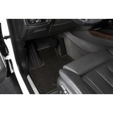 Коврики в салон Klever Econom VOLKSWAGEN Polo Sedan, 2010->, сед., 4 шт. (текстиль)