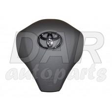 крышка airbag на руль TOYOTA YARIS SCP90 под мультируль