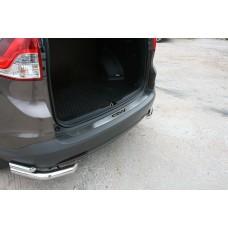 Накладка на наруж. порог багажника без логотипа,Honda CR-V 2013-, HCRV.36.3854