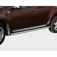 Пороги труба d60,Renault Duster 2012->, RDUS.80.1442