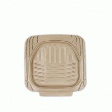 Коврики-ванночка для заднего ряда 2 предмета Autoprofi Transform бежевый (TER-002 BE)