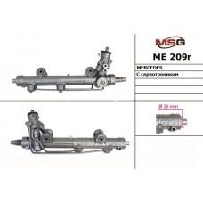 Рулевая рейка с ГУР восстановленная MERCEDES E W 211 2002-2009