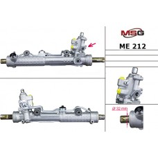 Рулевая рейка с ГУР новая MERCEDES-BENZ S-CLASS (W220) 98-05,S-CLASS купе (C215) 99-06