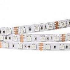 Лента светодиодная RT2-5050-60-12V RGB (60 LED) Norm