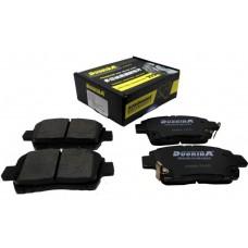 тормозные колодки TOYOTA ALLEX/COROLLA 12#/IST/PROBOX/VITZ/VISTA ARDEO FR D990-7695
