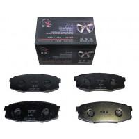 тормозные колодки TOYOTA LAND CRUISER VDJ200 RR / LEXUS LX450d URJ201 RR / LEXUS LX570 URJ201 RR / T