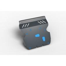 Комплект ЗК-радиатора и крепеж SSANG YONG Kyron (2006-) (3мм) 2,0 дизель/2,3бензин АКПП/МКПП