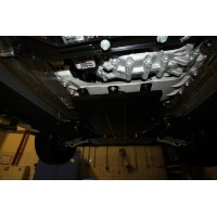 Комплект ЗКПП и крепеж HYUNDAI Genesis 4WD (2014-) 3.0 бензин АКПП